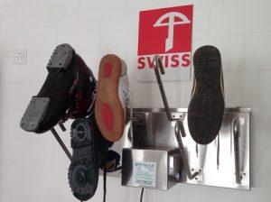Hersche Airtrock Stiefeltrockner für 4 Paar